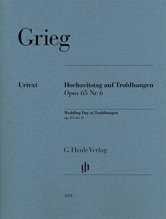 Wedding Day at Troldhaugen, Op.65 No.6