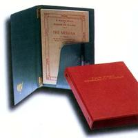 Model 501 Choral Folder