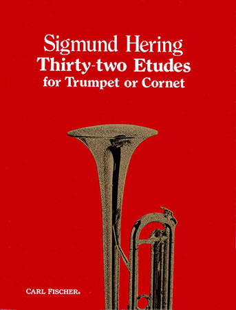 32 Etudes for Trumpet or Cornet