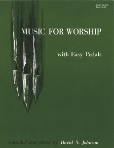 Music for Worship with Easy Pedals