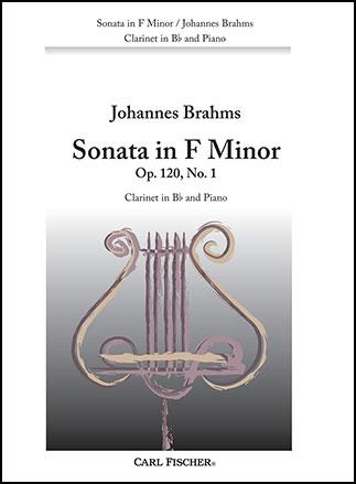 Sonata in F minor, Op. 120, No. 1