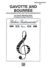 Gavotte and Bourree