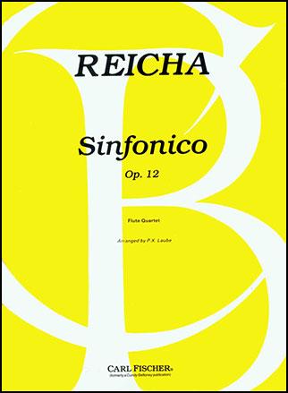 Sinfonico Quartette, Op. 12
