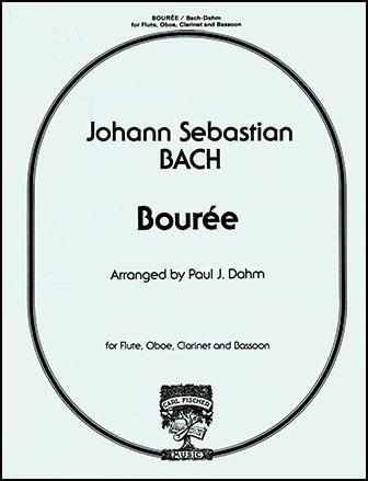 Bourree-Woodwind Quartet