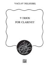 Nine Trios for Clarinet