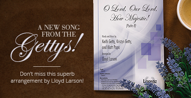 click for a new song from the gettys