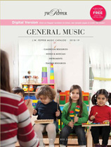 2018 Fall Classroom and General Music Catalog