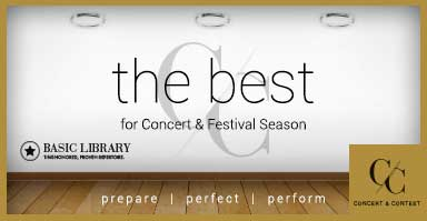 Concert Band Sheet Music J W Pepper