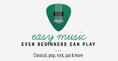 Shop easy guitar tabs for beginners. Classical, pop, rock, jazz, and more!