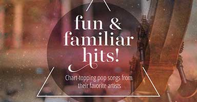Shop chart-topping pop orchestra music. Fun and familiar hits!