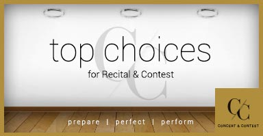 Browse the top choices for recital and contest vocal music.