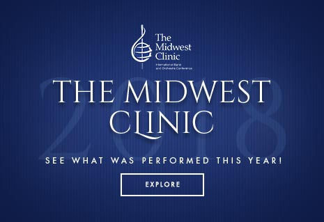 The Midwest Clinic. See what was performed this year!