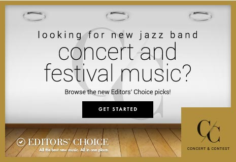 Browse the best new jazz band contest and festival music chosen by our editors!