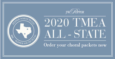 click to order your choral packets now