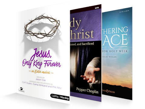 Sacred Musical for Lent And Easter Musicals