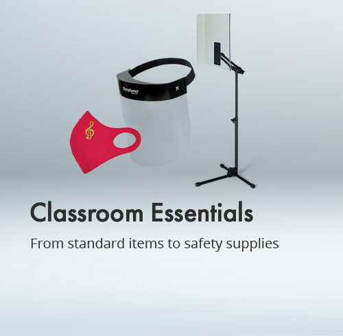 Outfit your music program, shop teacher carts, shields, and dividers.