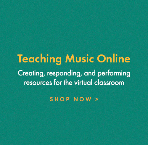 Teaching music online: Creating, responding and performing resources for the virtual classroom.