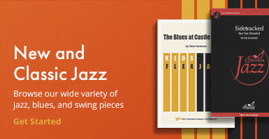 Browse new and classic jazz, blues, and swing music.