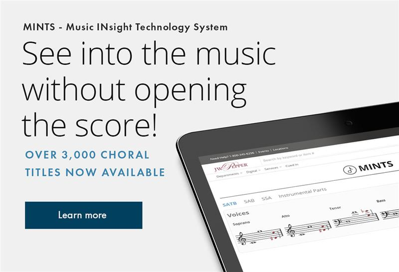 See into the music without opening the score. Learn more.