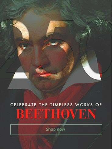 Celebrate the timeless works of Beethoven!