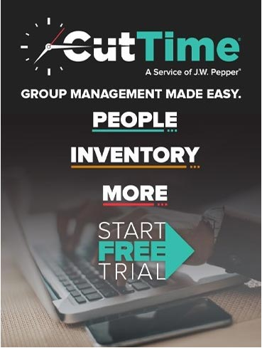 Cut Time - start a free trial today!