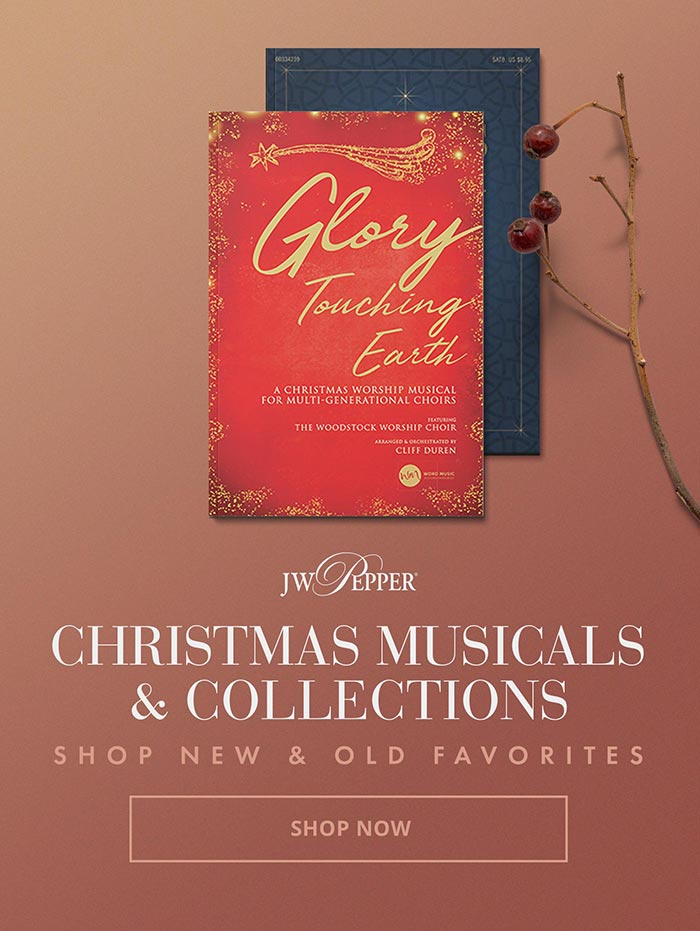 Shop new and classic Christmas musicals and collections now!