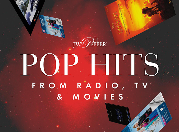 Shop pop hits from radio, TV and movies!
