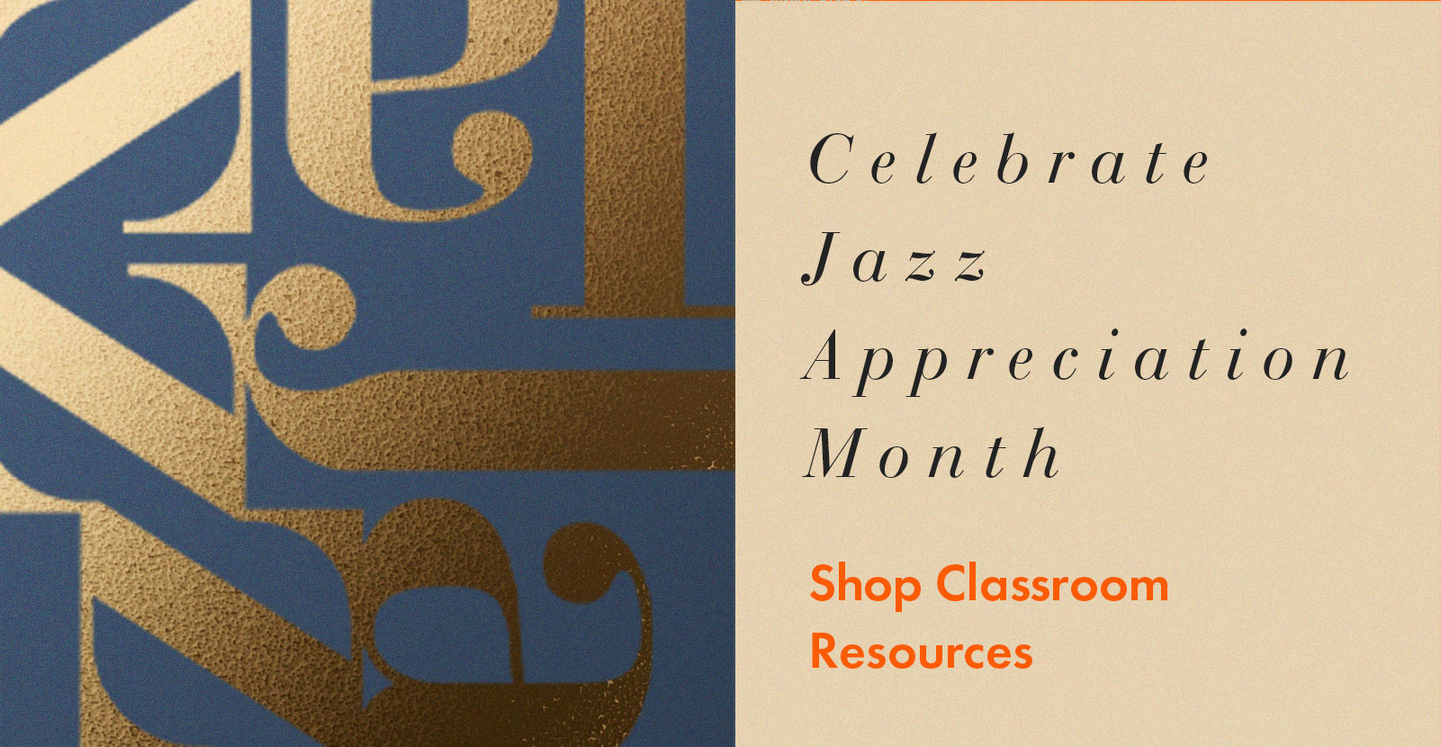 Shop general music classroom resources for Jazz Appreciation Month.