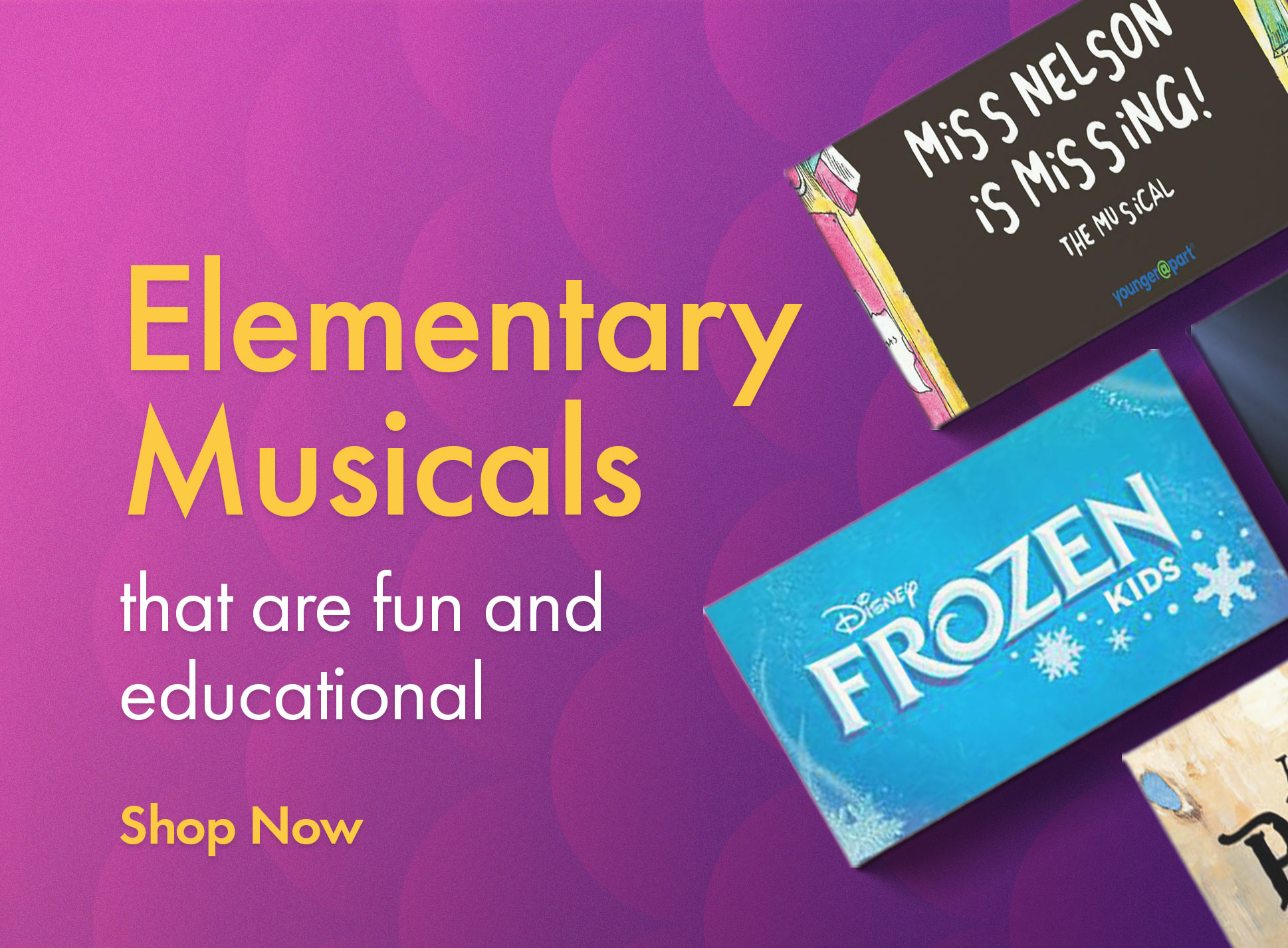 Elementary musicals that are fund and educational. Shop now!