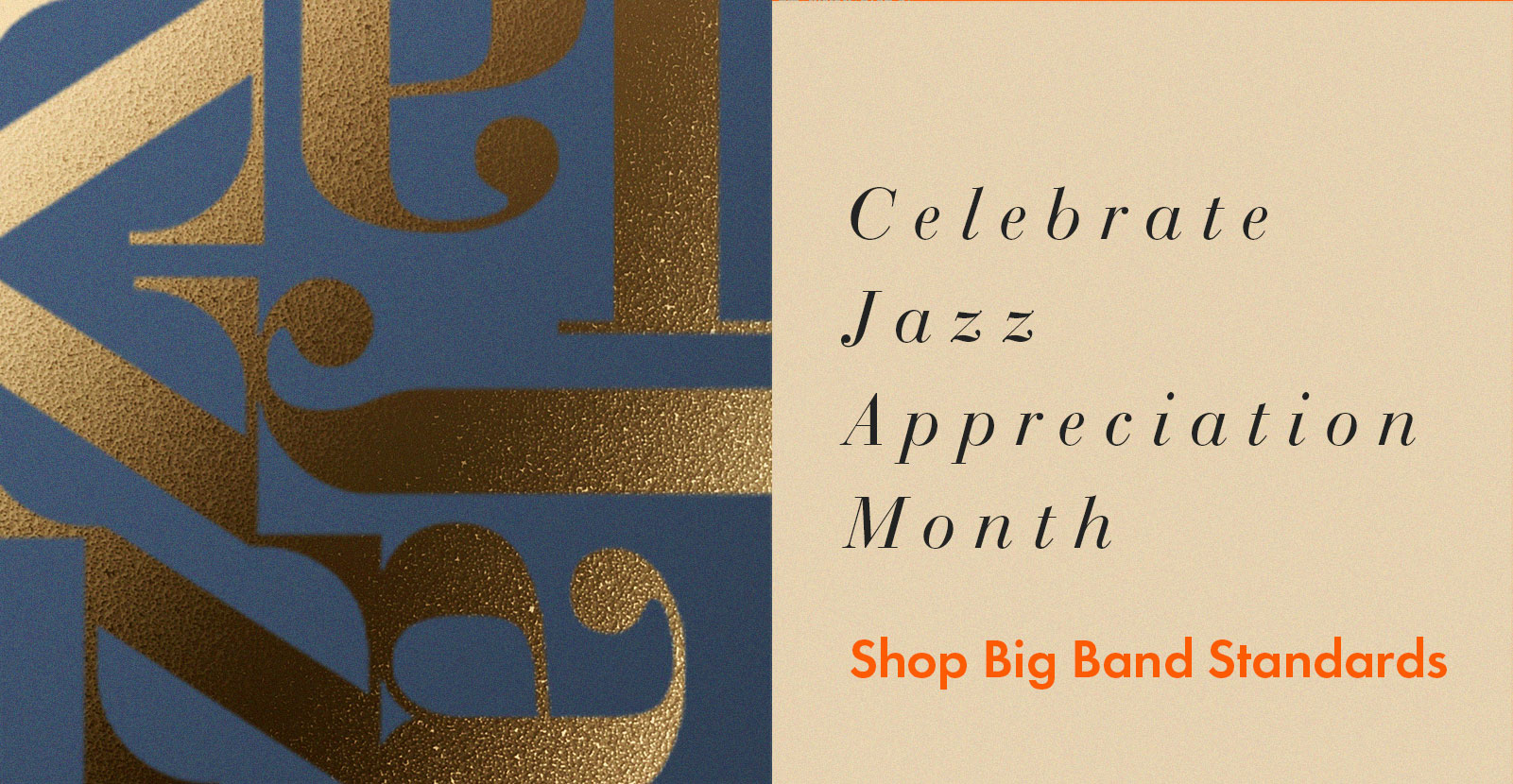 Celebrate Jazz Appreciation Month with big band standards.