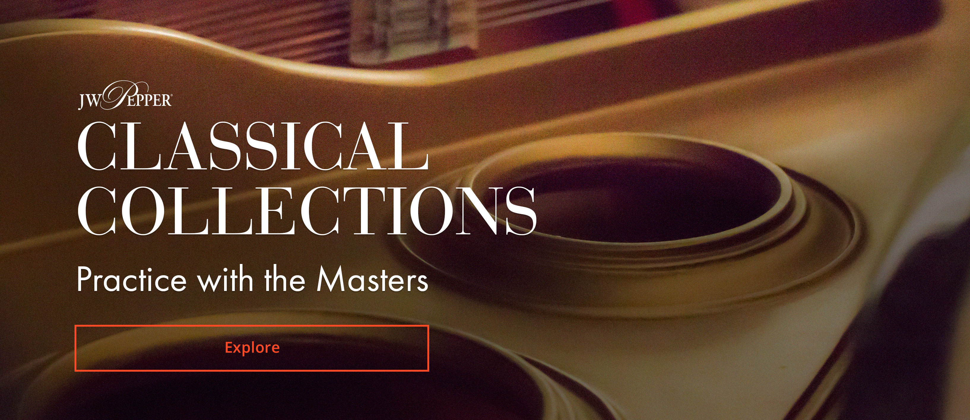 Explore classical piano music collections and practice with the masters!