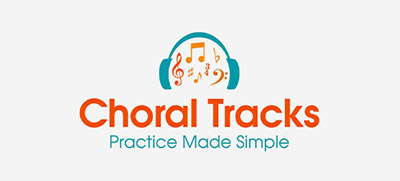 Choral Tracks rehearsal tracks for practice anywhere.