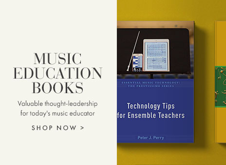 Books for music educators.