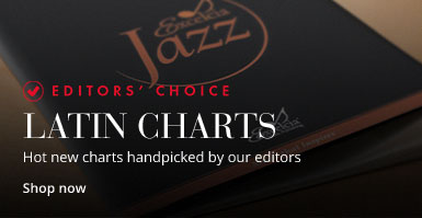 Editors' Choice: Latin charts recommendations you can trust with full-length scores & audio of the best new jazz ensemble music.