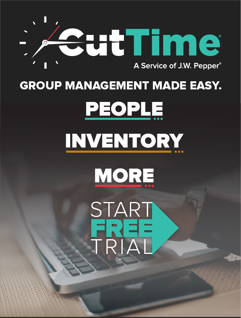 Cut Time - group management made easy. Start a free trial today!