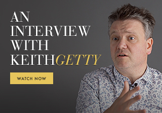 click for interview with keith getty