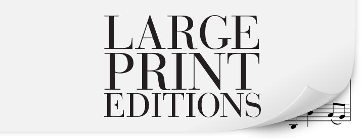 Large Print Editions