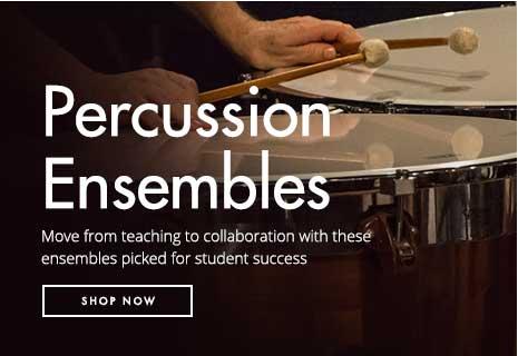 Percussion Sheet Music J W Pepper