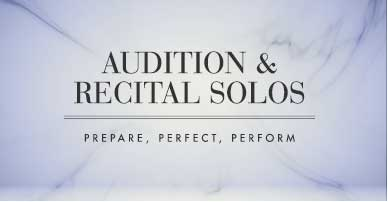 Shop brass audition and recital solos. Prepare, perfect, perform!