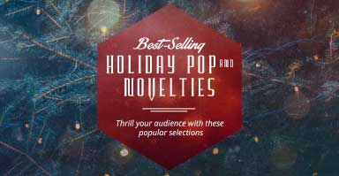Shop best-selling holiday pop and novelties. Thrill your audience with these popular selections
