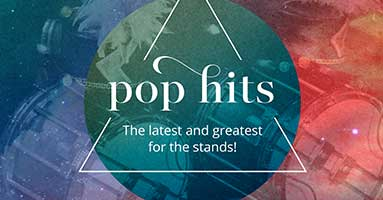 Shop pop tunes for the latest and greatest stands tunes!