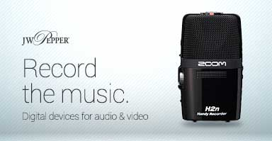 Shop handheld digital recorders and record the music!