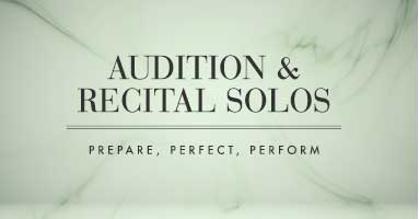 Shop woodwind audition and recital solos. Prepare, perfect, perform!