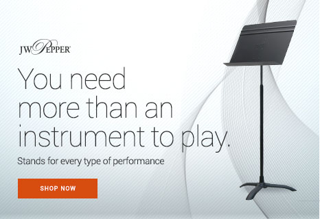 You need more than an instrument to play. Shop music stands for every type of performance.
