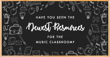 Shop the newest elementary music teacher resources.