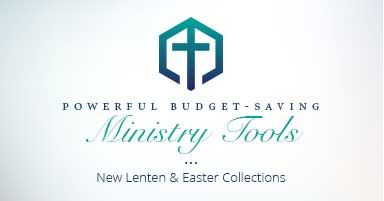 Shop powerful budget-saving new Lenten and Easter music collections for handbells.