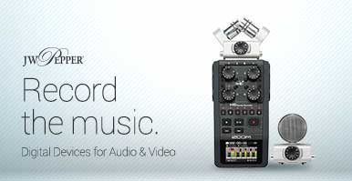 Record the music. Shop digital recorders for audio and video.