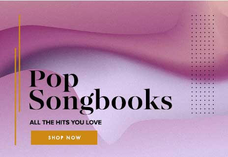 Shop new pop, stage, and screen vocal music hits! Arrangements of the hits you love.