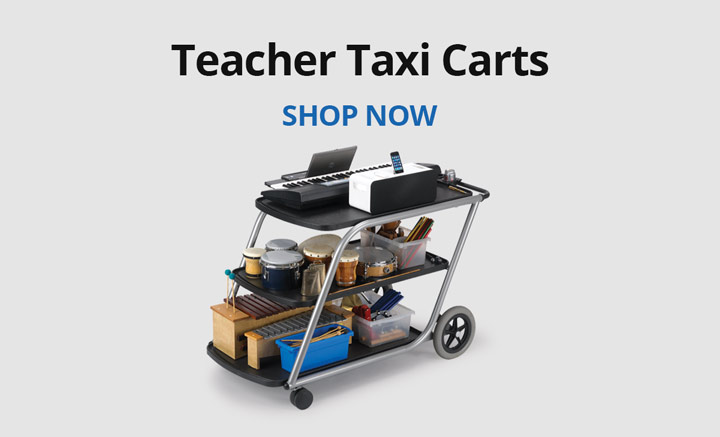 Shop teacher carts.