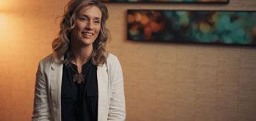 choral composer Sarah Quartel